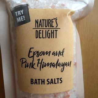 コストコ(コストコ)のエプソム&ピンクヒマラヤン バスソルト 250gx3個(入浴剤/バスソルト)