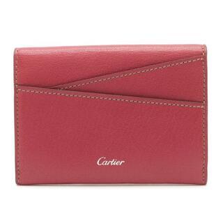 カルティエ(Cartier)のカルティエ カードケース (12080399)(名刺入れ/定期入れ)