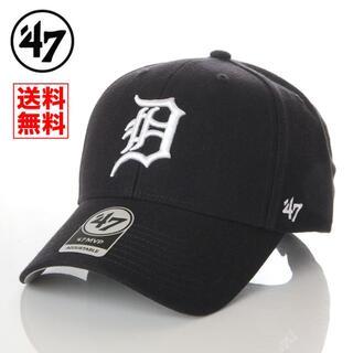 NEW ERA - 【新品】47 MVP キャップ D タイガース 帽子 紺 レディース メンズ