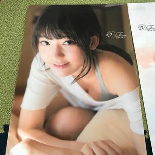 エイチケーティーフォーティーエイト(HKT48)のHKT48 宮脇咲良 クリアファイル2枚 美品(アイドルグッズ)