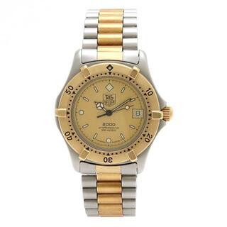 タグホイヤー(TAG Heuer)のタグ ホイヤー 2000シリーズ (12080999)(腕時計(アナログ))