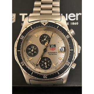 タグホイヤー(TAG Heuer)のTAG HEUERタグホイヤー クロノグラフ automatic 870.206(腕時計(アナログ))