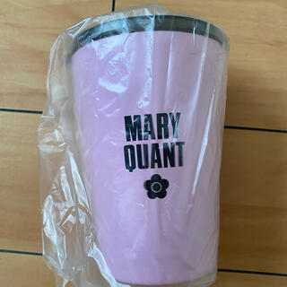 MARY QUANT - MARY QUANT サーモタンブラー ピンク