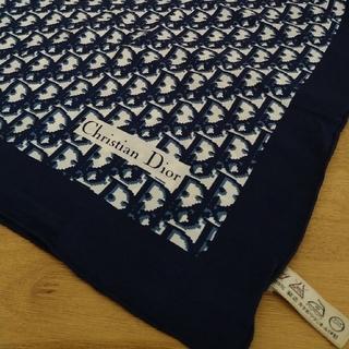 クリスチャンディオール(Christian Dior)のクリスチャンディオール トロッター スカーフ タグ付き(バンダナ/スカーフ)