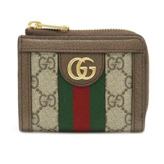 グッチ(Gucci)のグッチ L字ファスナー (12090188)(コインケース/小銭入れ)