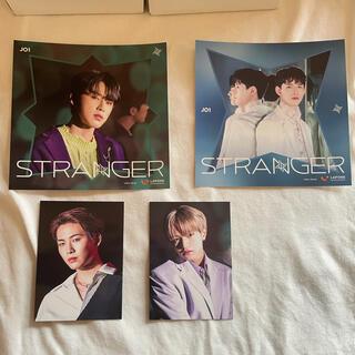 JO1 STRANGER アザジャ&トレカ バラ売り可(アイドルグッズ)