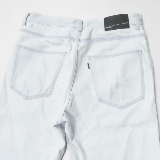 LAD MUSICIAN(ラッドミュージシャン)のLAD MUSICIAN 21SS SLIM FLARE DENIM PANTS メンズのパンツ(デニム/ジーンズ)の商品写真