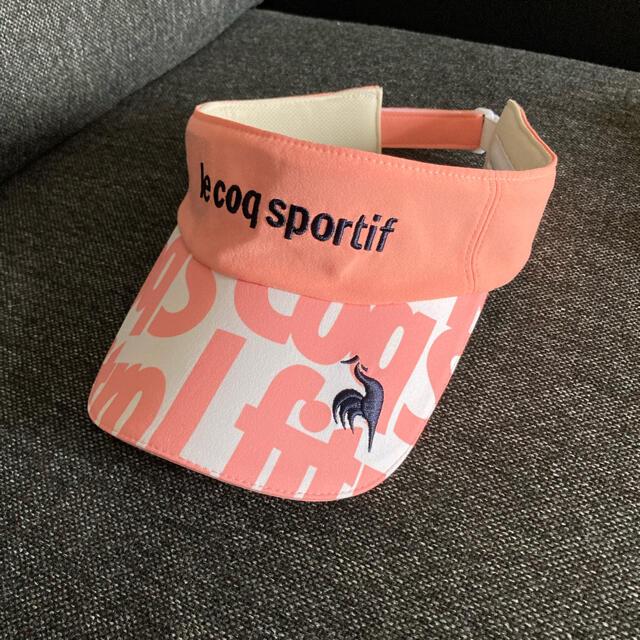 le coq sportif(ルコックスポルティフ)のle coq sportif サンバイザー メンズの帽子(サンバイザー)の商品写真