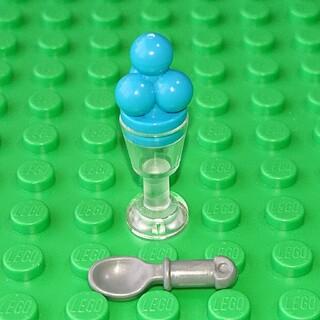 レゴ(Lego)の【新品】LEGO アイスクリームパフェ《B3》レゴ ミニフィグアイテム(その他)