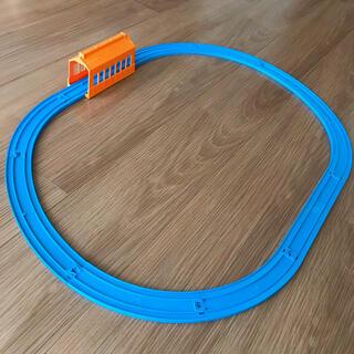 トミー(TOMMY)のプラレール線路(電車のおもちゃ/車)