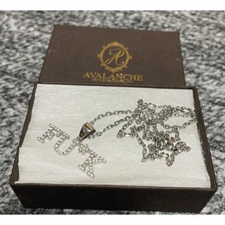 AVALANCHE - AVALANCHE ネックレス シルバー925
