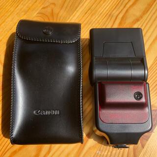 キヤノン(Canon)のCanon SPEEDLITE 300TL ストロボ フラッシュ スピードライト(ストロボ/照明)