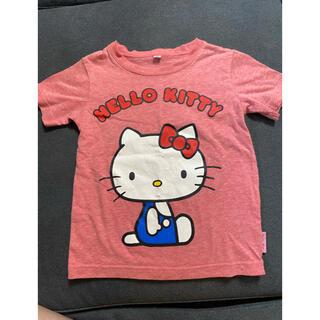 ハローキティ(ハローキティ)の100 ハローキティ Tシャツ(Tシャツ/カットソー)