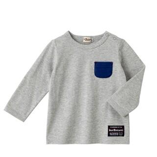 HOT BISCUITS - 【新品】ミキハウス ホットビスケッツ 長袖Tシャツ 100