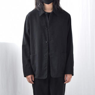 COMOLI - 【comoli】モールスキン ジャケット