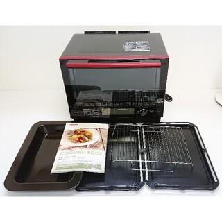 東芝 - ER-PD5000-R 東芝 過熱水蒸気オーブンレンジ 石窯ドーム (超美品)