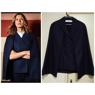 クリスチャンディオール(Christian Dior)のChristian Dior 2020 コットンシャンタン ケープバージャケット(テーラードジャケット)