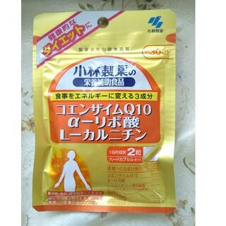 小林製薬 - 小林製薬   コエンザムQ10   a-リポ酸   L-カルニチン【30日分】