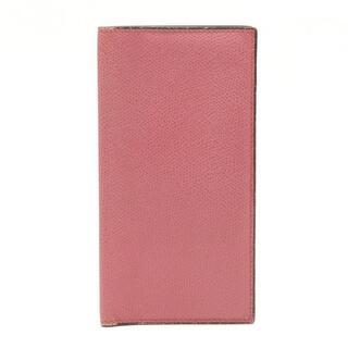 ヴァレクストラ(Valextra)のヴァレクストラ 二つ折り長財布 (12100851)(財布)