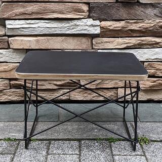 イームズ LTRT テーブル ローテーブル ミニテーブル サイドテーブル黒/黒(ローテーブル)