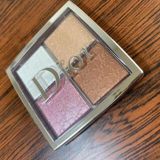 Dior - Dior バックステージ グロウ フェイスパレット 001