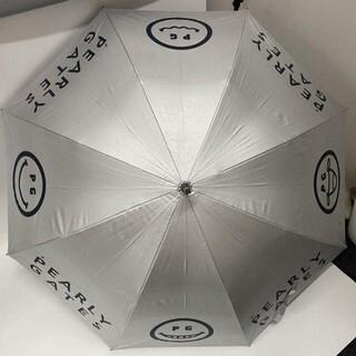 PEARLY GATES - 新制品★PG パーリーゲイツ UV アンブレラ ゴルフ傘の紫外線対策  #011
