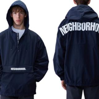 NEIGHBORHOOD - NEIGHBORHOOD ANORAK JACKET BLACK