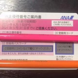 まさるさま専用 ANA 優待3枚(その他)