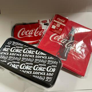 コカコーラ(コカ・コーラ)のコカコーラ セット 弁当箱 値下げ❗️(弁当用品)