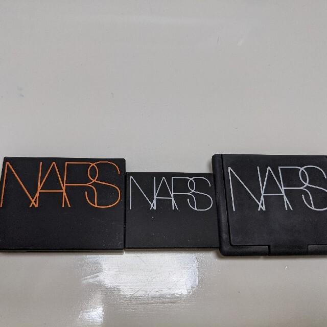 NARS(ナーズ)のNARS ブロンズパウダー ブラッシュ セット コスメ/美容のベースメイク/化粧品(フェイスカラー)の商品写真
