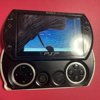 SONY - PSP GO ブラック ジャンク