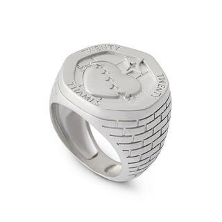 シュプリーム(Supreme)のTHAMES MMXX TICKER RING STERLING(リング(指輪))