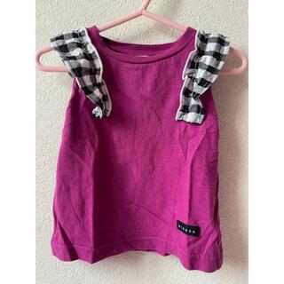 ブリーズ(BREEZE)のTシャツ トップス ノースリーブ 80(Tシャツ)