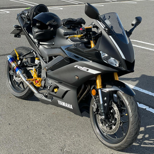 ヤマハ(ヤマハ)の!!!値下げ!!!YAMAHA  YZFR3  320cc   美車両 自動車/バイクのバイク(車体)の商品写真