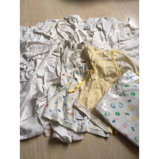 コンビミニ(Combi mini)の11着まとめ売り✳︎ベビー新生児✳︎短肌着✳︎コンビ服✳︎50.60セット(肌着/下着)