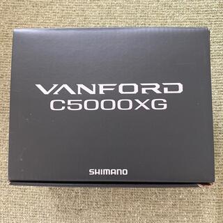 シマノ(SHIMANO)のシマノ 20 ヴァンフォード C5000XG(リール)