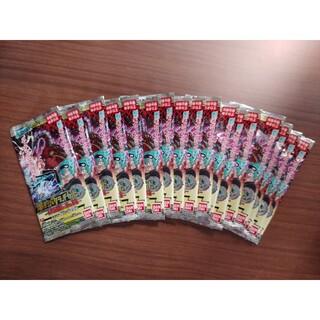 バンダイ(BANDAI)の【未開封☆17パック】爆釣バクラッチカード(携帯用ゲームソフト)