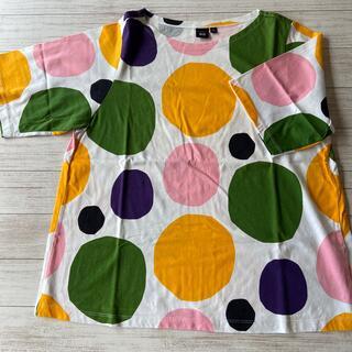 マリメッコ(marimekko)のmarimekko x UNIQLO マリメッコ Tシャツ (Tシャツ(半袖/袖なし))