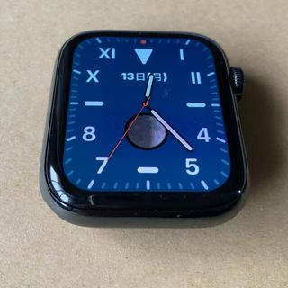 Apple Watch - Apple Watch 4 stainless 44mm 美品