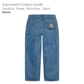 Supreme - 30 Sup × Timber Double Knee Painter Pant