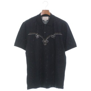 Gucci - GUCCI ポロシャツ メンズ