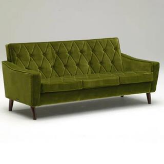 カリモクカグ(カリモク家具)のcoco様専用 カリモク60 ロビーチェア(三人掛けソファ)