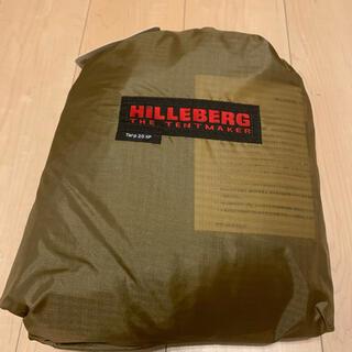 ヒルバーグ(HILLEBERG)のヒルバーグ タープ  20XP サンドカラー(テント/タープ)