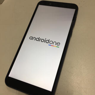 Android One - SIMロック解除済 Android one S5-SH ダークブルー