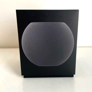 Apple - Apple Home Pod mini ホームポッドミニ スペースグレイ