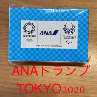 エーエヌエー(ゼンニッポンクウユ)(ANA(全日本空輸))のANA トランプ TOKYO2020(トランプ/UNO)
