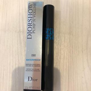 ディオール(Dior)の【新品•未使用】Dior  マスカラ ブラック(マスカラ)