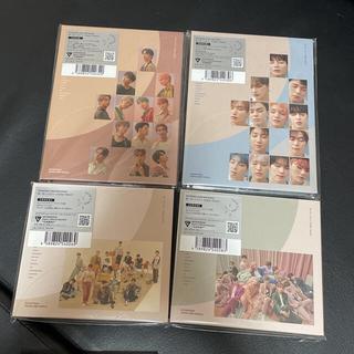 セブンティーン(SEVENTEEN)のSEVENTEEN 舞い落ちる花びら CARAT 限定盤 DVD フォトブック(K-POP/アジア)