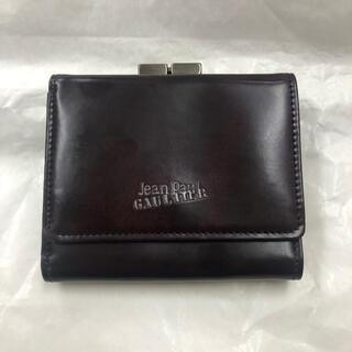 ジャンポールゴルチエ(Jean-Paul GAULTIER)の未使用品 ジャンポールゴルチェ コンパクト財布口金(折り財布)