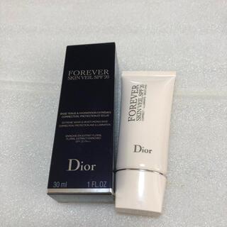 クリスチャンディオール(Christian Dior)のディオール ディオールスキンフォーエヴァースキンヴェール001(化粧下地)